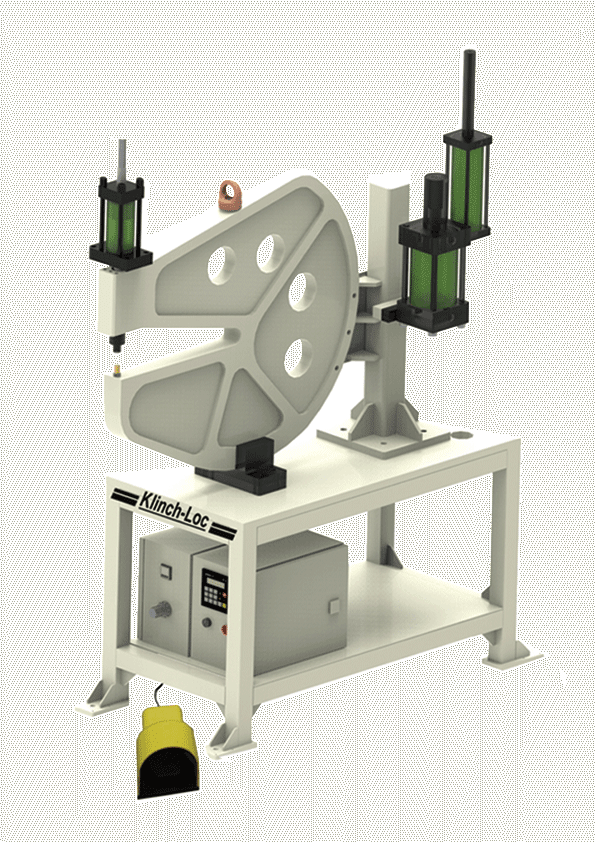 Riveting machine manufacturer in India
